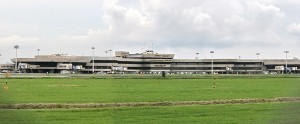 This photo is of the Manila NAIA Intl. Airport - Airside (Photo by Jay Solis)
