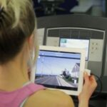 New app gives treadmill joggers virtual scenic runs