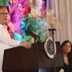 Aquino leads conferment of 15th Quality Award in Malacanang; appeals to private donors to assist typhoon victims