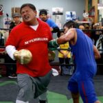 PACMAN and his Filipino Personal Trainor, Boboy Fernandez reveals the essence of a true Filipino spirit