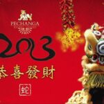 Lunar New Year Celebration with Red Money Envelope Giveaway