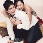 Judy Ann covering up for husband Ryan?