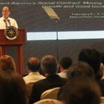 Aquino says all concerned government agencies working together to ensure jobs for Filipinos after graduation