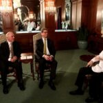 President Aquino receives visiting German Foreign Minister in Malacanang