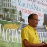 Aquino attends launching of Mactan Newtown in Cebu