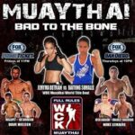 WCK Full Rules Muay Thai comes back to Pechanga for the World Championship