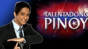 Ryan Agoncillo  - TV5 Host , Talentadong Pinoy