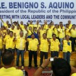Aquino 'heartened' by survey giving 9 of his 12 bets 'winning'