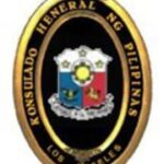 (Seal of the Philippine Consulate General in Los Angeles)