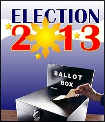 2013 Philippine Election Banner