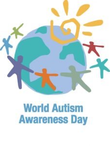 (World Autism Awareness Day logo)