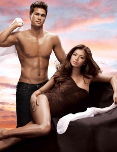 Phil Younghusband & Angel Locsin (MNS Photo)