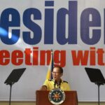 Aquino promises 'real' solutions to problems of employers, workers
