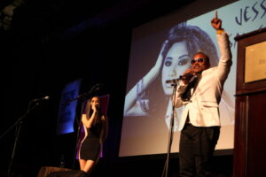 Jessica Sanchez and Apl.de.ap