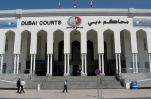 (Dubai Misdemeanour Court building courtesy of www.gulfnews.com)