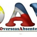 President Aquino signs into law a consolidated bill amending the Overseas Absentee Voting Act of 2003