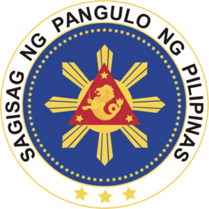 (Philippine Presidential Seal)