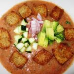 Meat-Free Favorites : Spicy Gazpacho