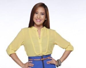 Jolina Magdangal (MNS Photo)