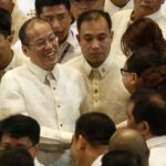 Zamora skips signing impeach rap vs Aquino over failing kidneys