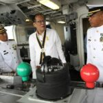 PNoy welcomes warship, thanks US for support