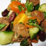 Meat-Free Favorites : Panzanella