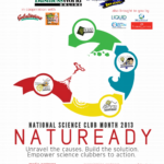 "National Science Club Month 2013 ""NATUREADY"""