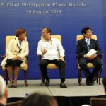 President Aquino hails as timely the holding of the 8th East Asia Conference on Competition Law and Policy in Manila