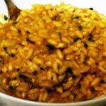 Meat-Free Favorites : Curried Pumpkin Risotto