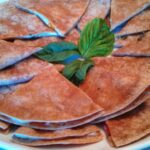Meat-Free Favorites : Tomato Basil Quesadilla