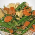 Meat-Free Favorites : Panang Curry Tofu