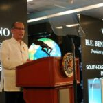 Aquino leads launch of $400-M Globe Telecom Submarine Cable System
