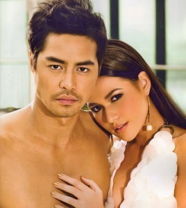 Zanjoe Marudo and Bea Alonzo (MNS Photo)