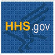 (U.S. Department of Health and Human Services Facebook Profile Picture)
