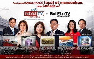 GMA News TV International eblast