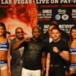 'The One: Mayweather Vs. Canelo' Sept. 14 at MGM in Las Vegas