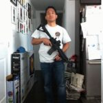 Fil Am law enforcer arrested for gun smuggling