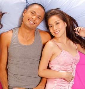 Derek Ramsay and Cristine Reyes (MNS Photo)