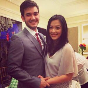 Matt Evans and Katrina Fariñas (MNS Photo)