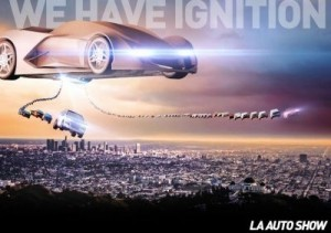 The LA Auto Show is taking place from November 22 to December 1. ©All rights reserved