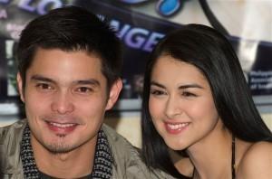 Dingdong Dantes & Marian Rivera (MNS Photo)