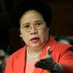 Miriam wants to end President's pork