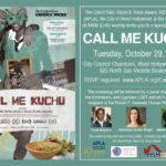 """Join us for a free screening of the film """"Call Me Kuchu"""""""