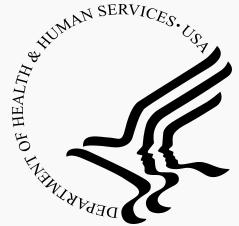 Logo of the U.S. Department of Health and Human Services