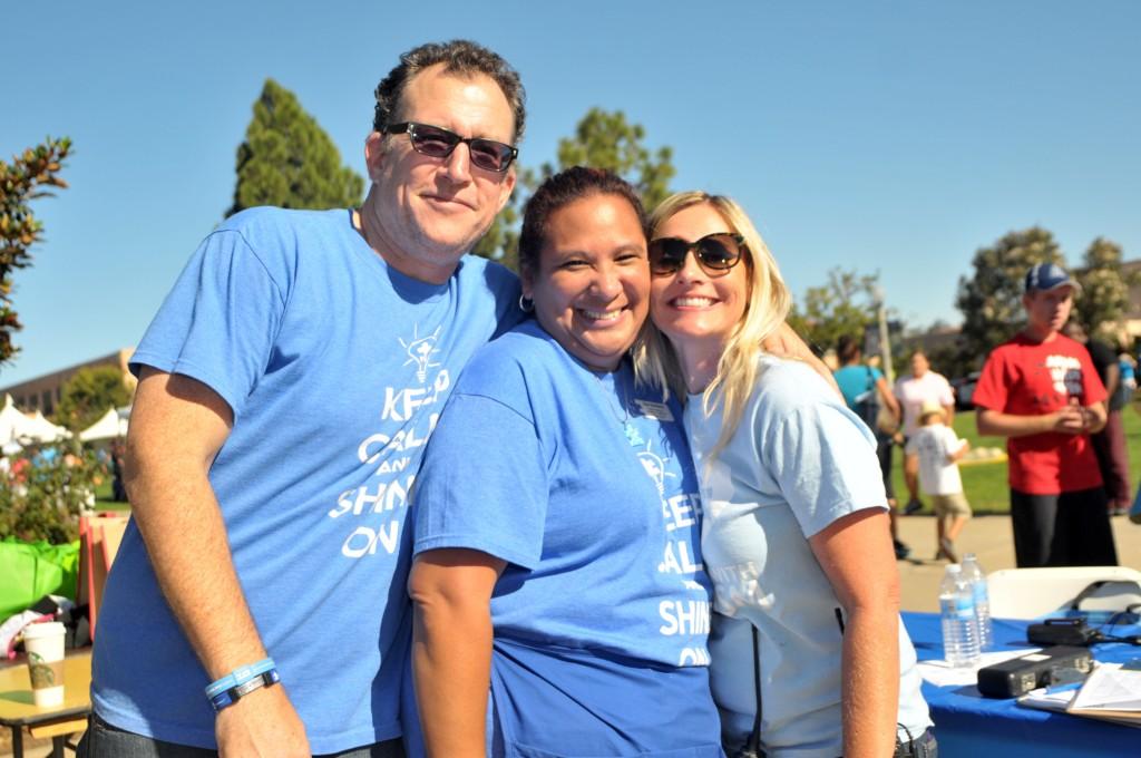 Co-Directors Dr. Rachel Fenning, Dr. Erica Howell, and Dr. Jason Baker