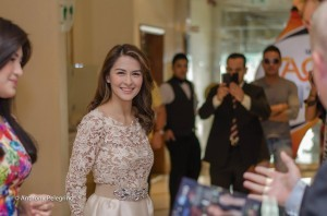 Marian Rivera at the Avenue Hotel
