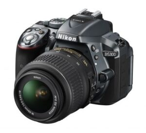 The Nikon D5300 will be available from this month for $1,400 with an 18-140mm f/3.5-5.6 lens. ©Nikon
