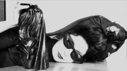 A Shaded View on Fashion Film founder Diane Pernet by Miguel Villalobos ©MIGUEL VILLALOBOS