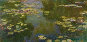 "Beginning in 2009, Vilma Bautista and her two nephews allegedly began trying to sell the Monet water lily, ""Le Bassin aux Nympheas,"" (shown above) and three other valuable works that the Philippines government was trying to repossess."