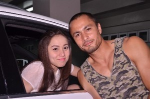 Cristine Reyes and Derek Ramsay (MNS photo)